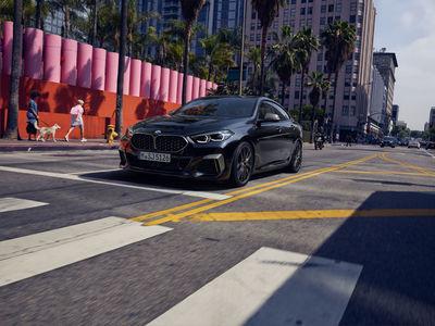 RECOM CGI : BMW 2er Gran Coupé - Kampagne
