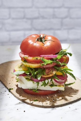 Stefan Thurmann, Veggie Burger