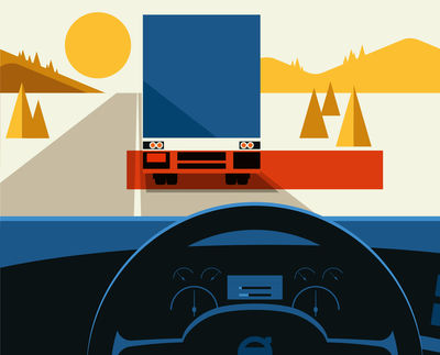 Bo LUNDBERG for VOLVO Trucks