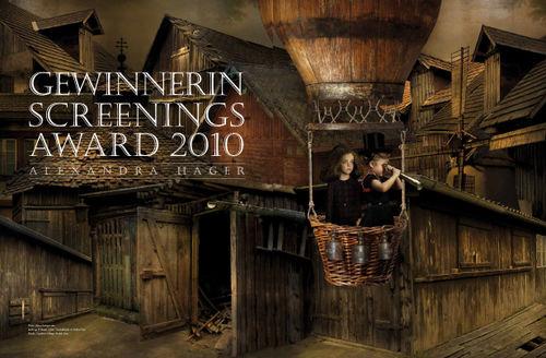 UPdate Magazine :  WINNER SCREENINGS AWARD 2010