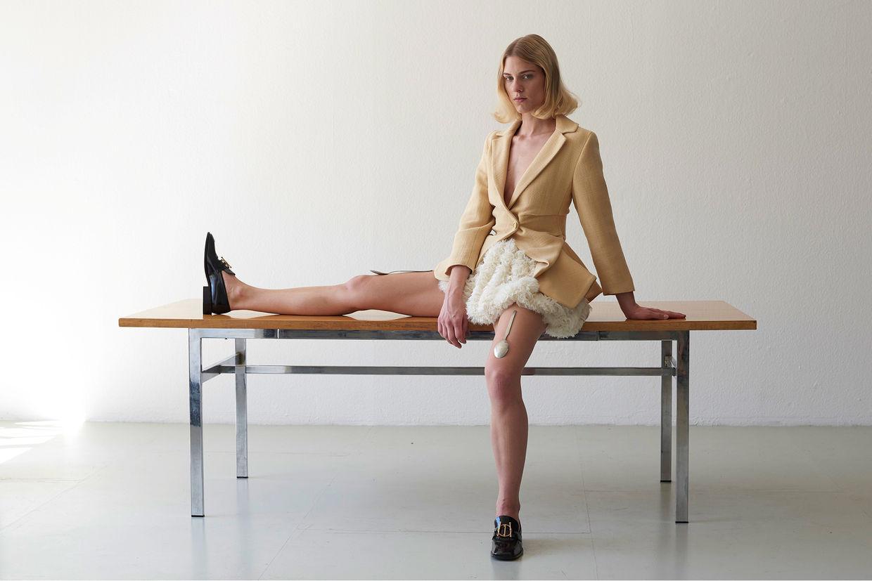 NINA KLEIN, Stefanie Klopf, Metal Magazine