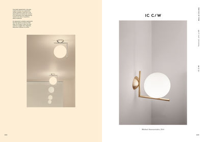 The 2015 FLOS catalogue.
