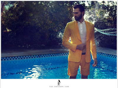 The Emperor 1688 - S/S 2014 Campaign - Brideshead