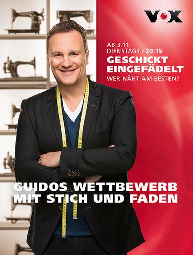 FRANK P WARTENBERG : Guido Maria Kretschmer for VOX