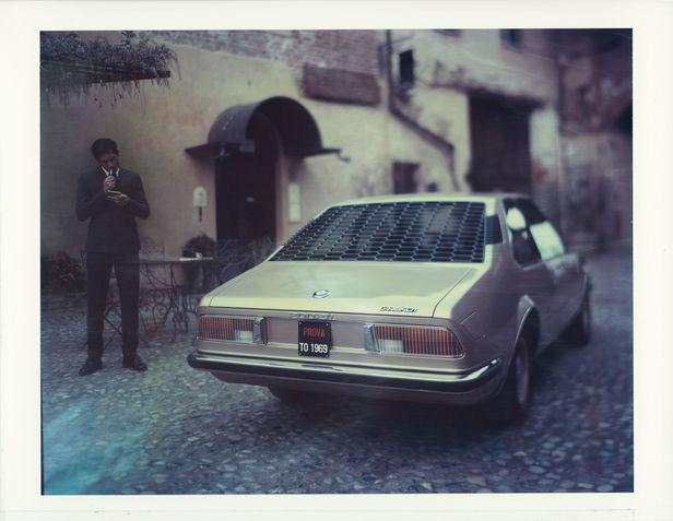 "RECOM : Stefan Milev's BMW Concept-Car ""Garmisch"""
