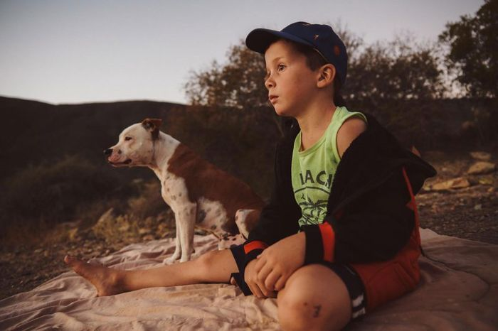 'Little Karoo Kids' by JULES ESICK c/o MARLENE OHLSSON PHOTOGRAPHERS
