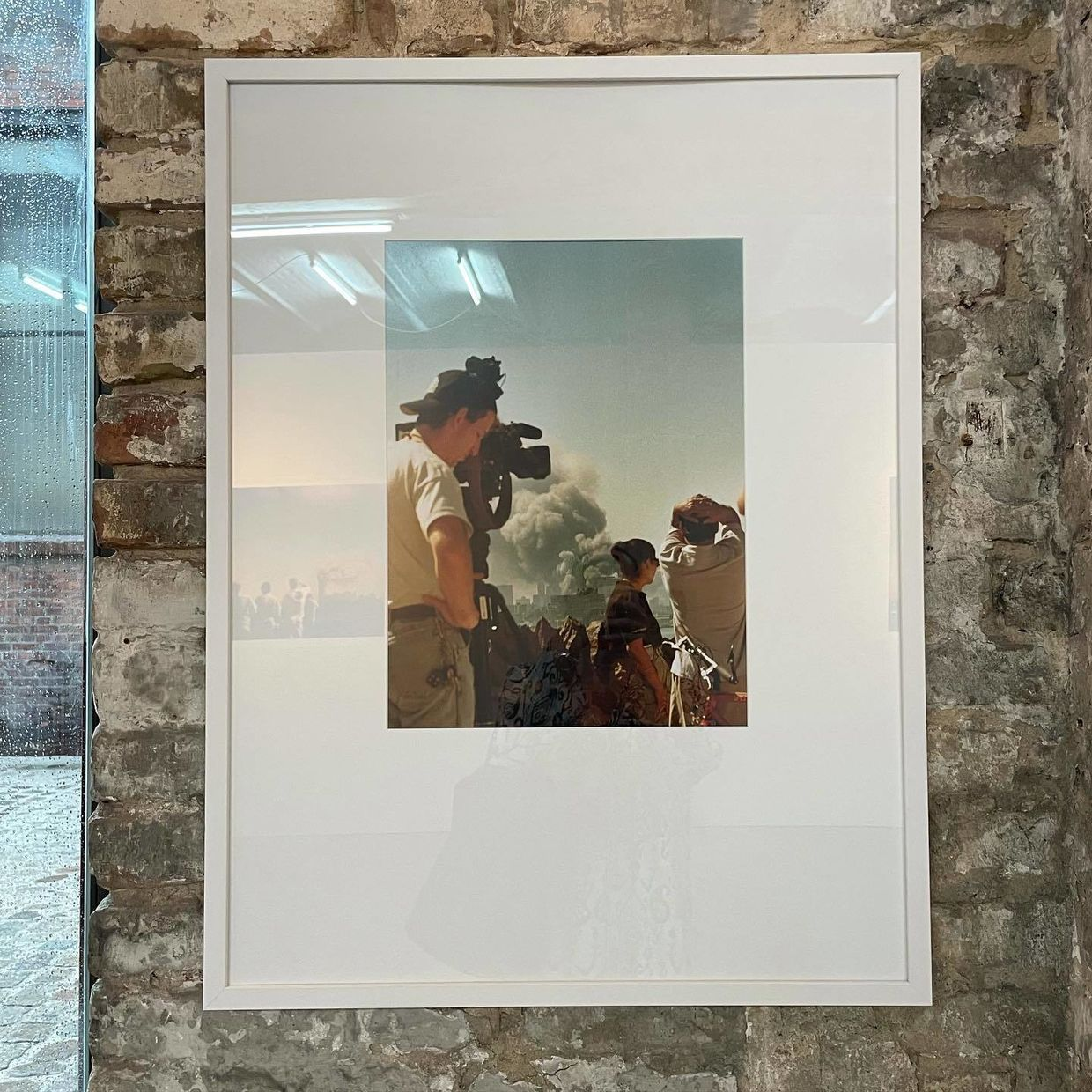 '20 Years After - an Alternate View' by TIM PETERSEN - Installation View