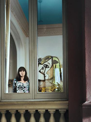 ANKE LUCKMANN : BCN People - Judith Colell