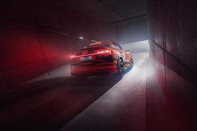 UPFRONT PHOTO & FILM GMBH: Frederic Schlosser for Audi x FC Bayern München