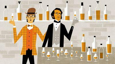 2AGENTEN: Klas Fahlén für Teacher`s Blended Scotch Whisky
