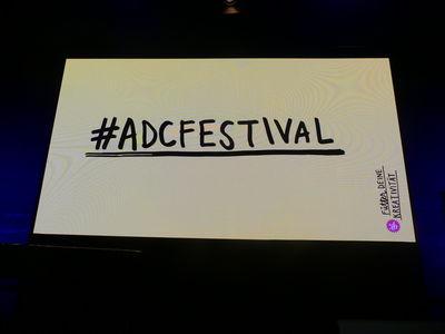ADC festival 2018 - Rückblick