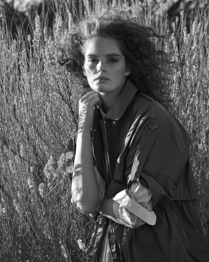 ANDREAS ORTNER : Alexina Graham for ELLE Germany