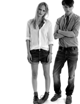 CAROLINE SEIDLER : Christoph PIRNBACHER for 10 MAG / LEVI'S