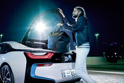 UWE DUETTMANN for BMW i8