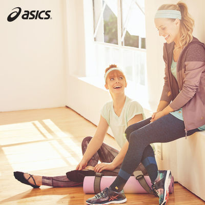 Asics Fashion Catalog 2016