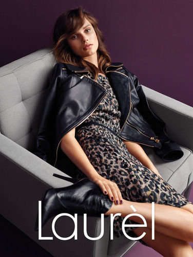 ANDREAS ORTNER for LAUREL Image Campaign F/W  15