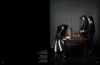 TIM PETERSEN, Amazing Magazine, Children of God