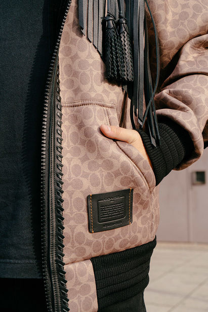 Rita Lino c/o TAKE Agency for Highsnobiety x Coach