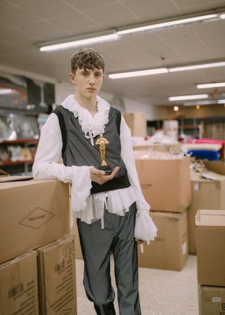 STöVER PHOTOGRAPHERS: KAPTURING for Fucking Young Magazine