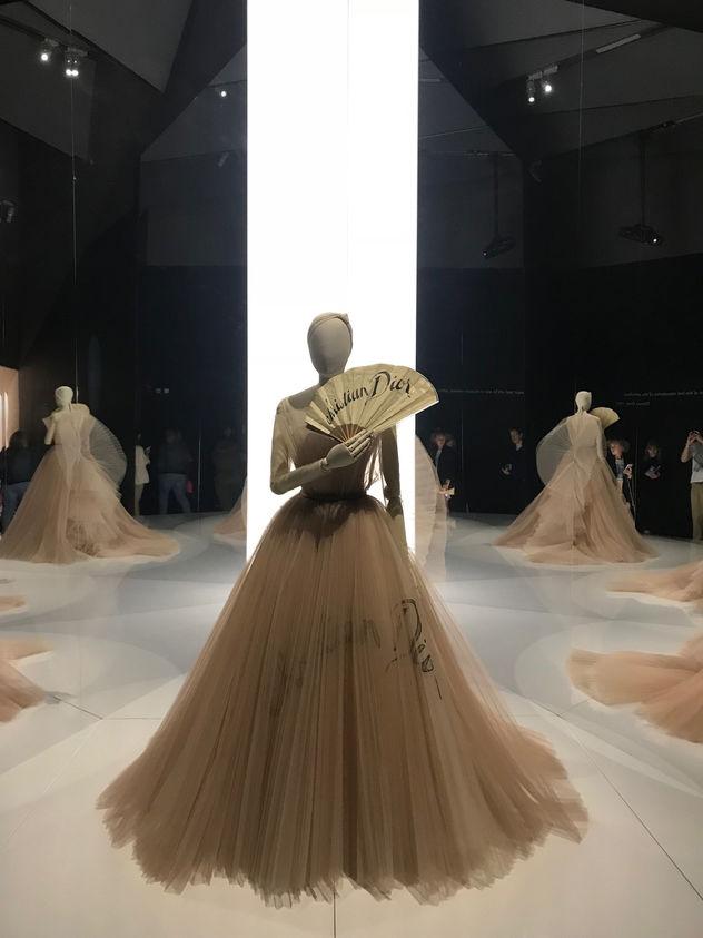 'Christian Dior: Designer of Dreams' / Victoria and Albert Museum London, until September 2019