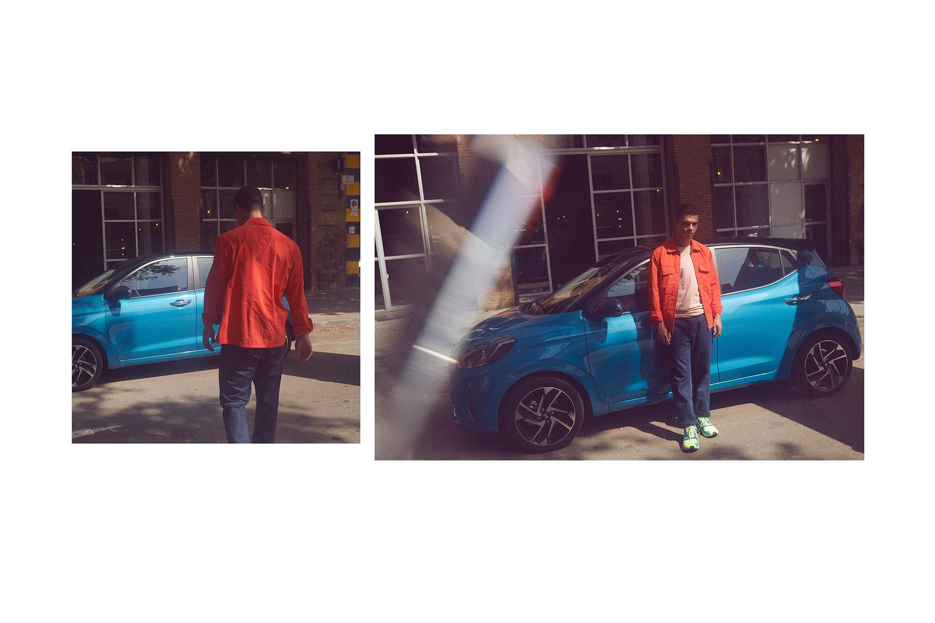 All New Hyundai i10 Campaign shot by BAM I Part #2