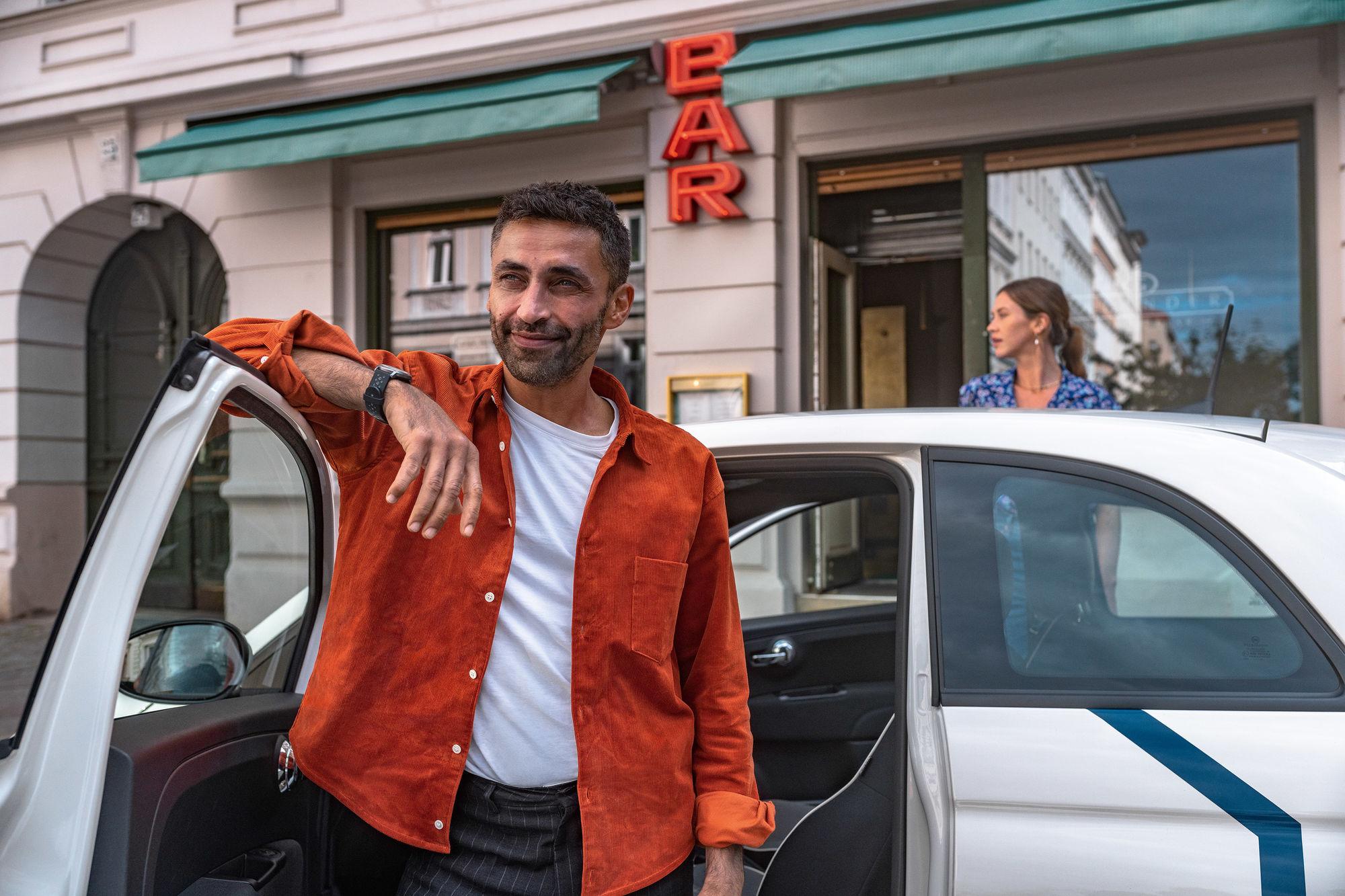 DAVID HAASE c/o TOBIAS BOSCH FOTOMANAGEMENT SHARE NOW FIAT 500