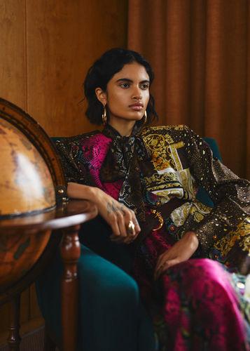 MARIE SCHMIDT c/o BOSCH to BANRAP // Marie Claire Arabia