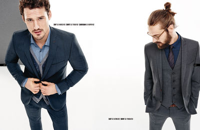 Fashion Communications: Judith Cajic for CG-Club of Gents