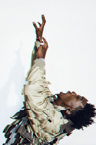DESIIGNER FOR HIGHSNOBIETY BY ROBERT WUNSCH