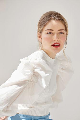 NINA KLEIN - Stylist Adelaida Cue Baer - Astrid Grosser - Lavera