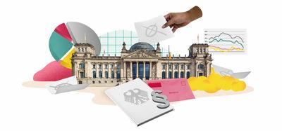 WILDFOX RUNNING: Julia Praschma for Landeszentrale für politische Bildung Brandneburg. Special Bundestagswahl 2021