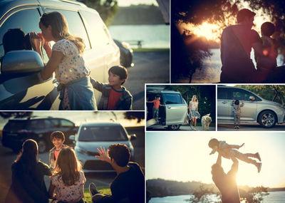 """SEVERIN WENDELER: """"Toyota SIENNA"""" by Patrick Curtet"""