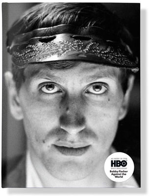 powerhouse books : Bobby Fischer by Harry Benson