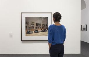 MALEREI IN FOTOGRAFIE. STRATEGIEN DER ANEIGNUNG (Städel Museum, Frankfurt am Main)