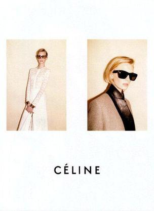 MUNICH MODELS : SIGRID Agren for CÉLINE
