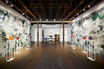 WILDFOX RUNNING: Suthipa Kamyam for Louis Vuitton