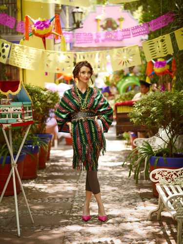 Fiestas Patrias Mexico by Jean Bérard Studio