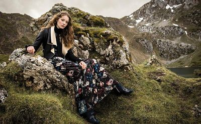 MILDRED for FRACOMINA FW17 CAMPAIGN/ TFM MODELS OSLO