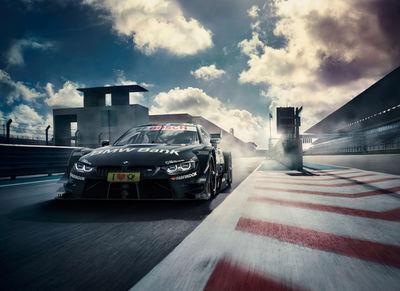 SEVERIN WENDELER: AGNIESZKA DOROSZEWICZ shoots for BMW MOTORSPORT