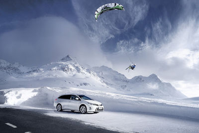 ALEX PUSCH for TOYOTA Auris Hybrid