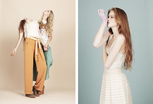BIGOUDI : Kirsten HERMANN / Tricia LE HANNE for NEON