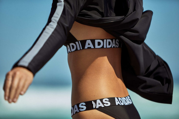 KENT & CO PRODUCTIONS for ADIDAS BADGE  FW21 - SWIMMING