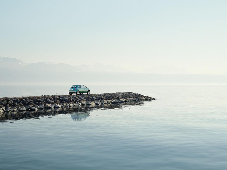 "SEVERIN WENDELER: TRANSPORTATION SPECIAL ""FIAT 500"" Photography & CGI Project by Sebastien Staub c/o Severin Wendeler"