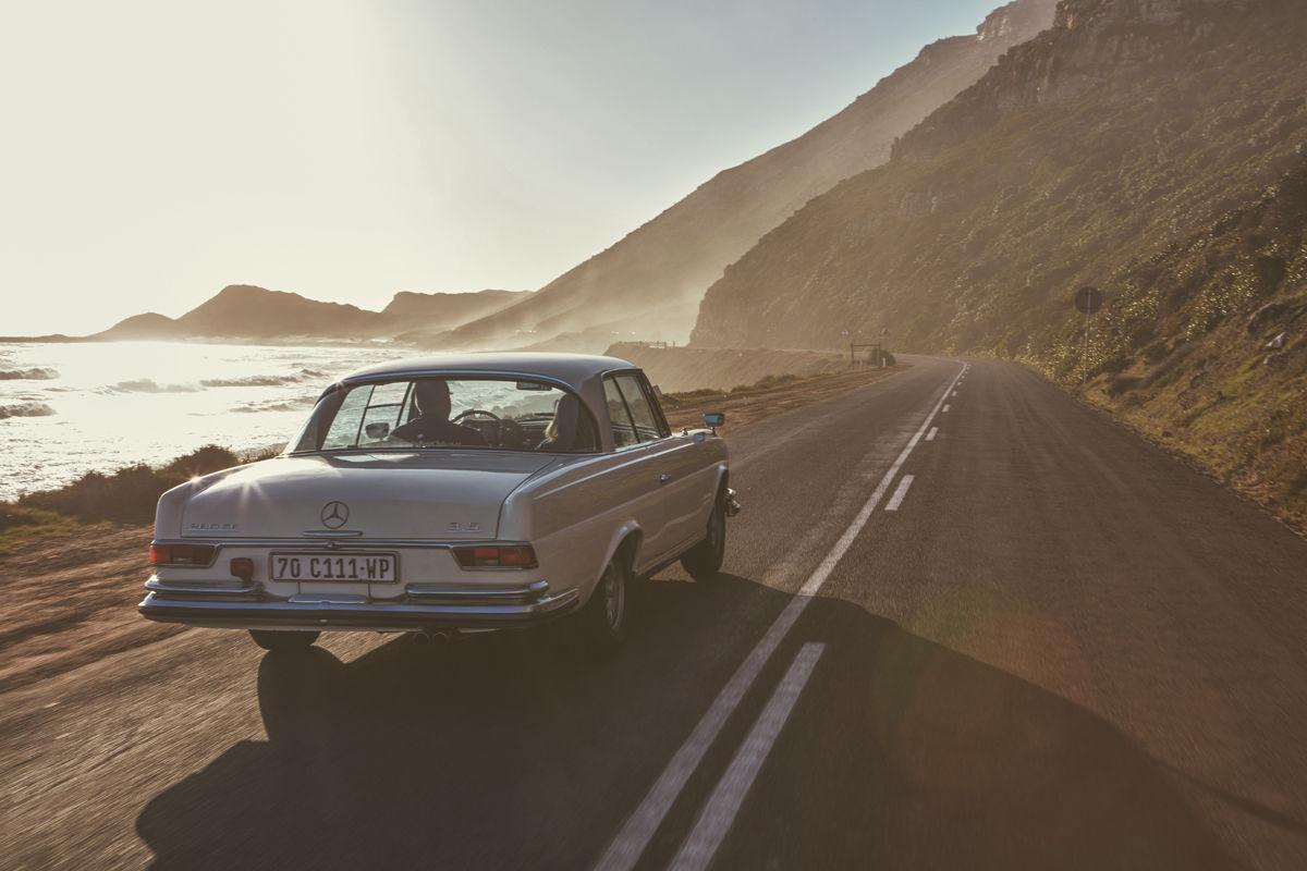 JUERGEN BERDEROW für Mercedes-Benz Classic Magazin