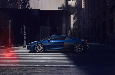 "SEVERIN WENDELER: AUDI R8 - Photography by ""Agnieszka Doroszewicz c/o Severin Wendeler"" for AUDI"