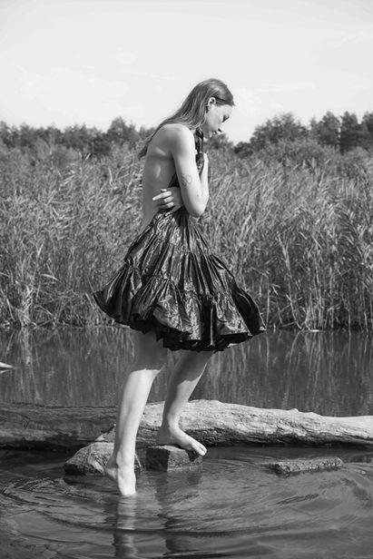 BIGOUDI Francesca Vigliarolo für I love you Magazine