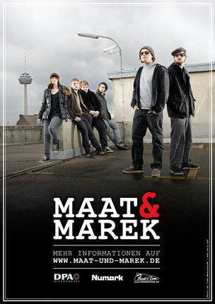 ARTISTS & CO. : Clem WAWRZYNIAK for MAAT&MAREK