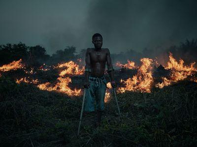 The Flying Stars of Sierra Leone by TODD ANTONY