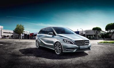 IGOR PANITZ PHOTOGRAPHY: Mercedes B-Klasse