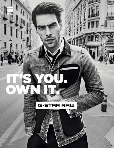 PIERCEANDPIERCEPRODUCTIONS for G-STAR RAW